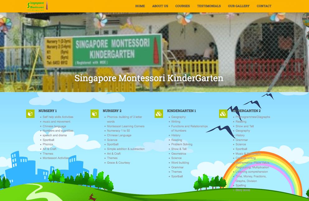 Singapore Montessori